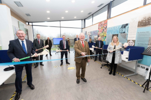 'Proud day' as Cusack Hubs brings remote working to Carron