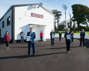 New broadband connection points are getting Longford rural communities connected