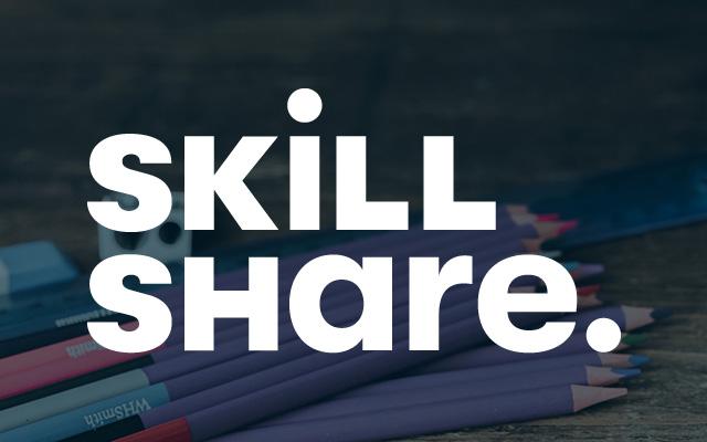 Learn with Skillshare